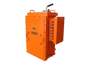 ZBT系列矿用隔爆型斩波调速器2
