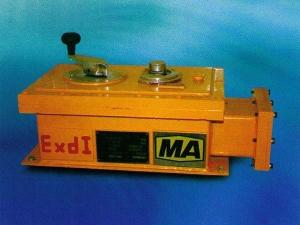 NBJ-2×22/192(付机)矿用隔爆型机车逆变器